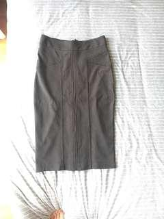🚚 BN M&S Panelled Pencil Skirt