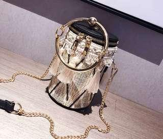 蘇蘇圓桶包