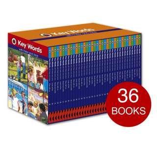 🚚 Ladybird Keywords Peter and Jane 36 books