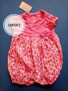 Baju bayi Carter's BRAND NEW!!
