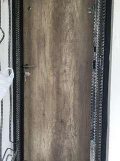 Laminate Design Door