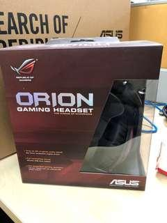 🚚 [BNIB] ASUS ROG Orion Gaming Headset