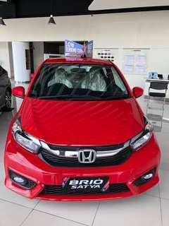 Promo all new honda brio satya 2019
