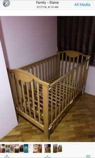 Prelove Baby cot