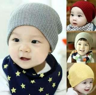 Topi Kupluk baby