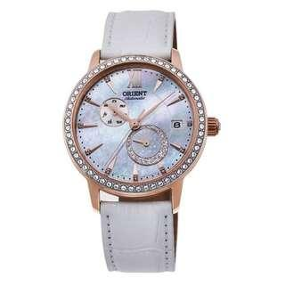 🚚 BNIB ORIENT  Fashionable Automatic Ellegance Collection RA-AK0004A AK0004A Ladies Watch