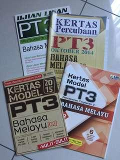 PT3 Books