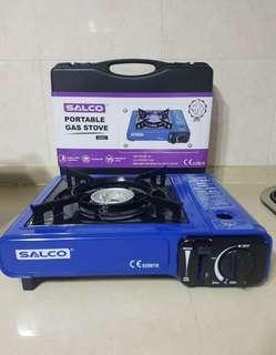 BN Portable Gas Stove in Blue