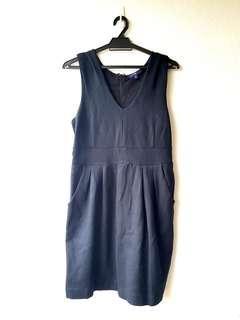 Gap Black Dress (L)