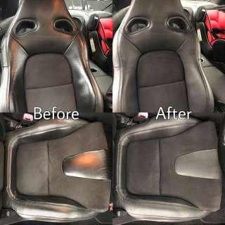 🚚 Jet Steam Car Seat Cleaning service @ Yishun