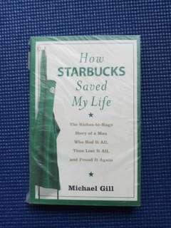How starbucks saved my life(by MIchael gill)