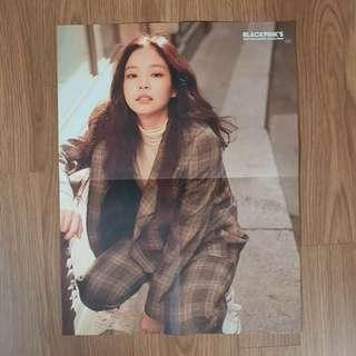 Jennie Welcoming Collection Poster