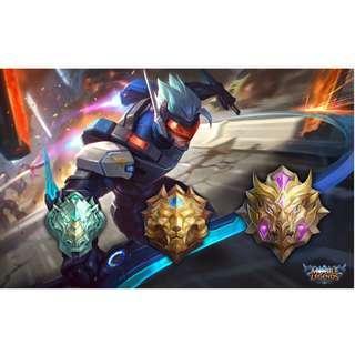 Rank Boost Season Ending Mobile Legends