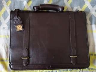 Office Bag kaufmann leather