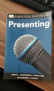 Book: Presenting