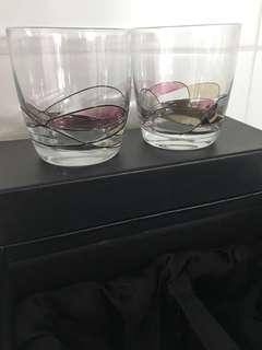 Whisky whiskey rock glass