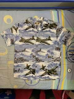 Hawaii motif figther jet air plane ✈️