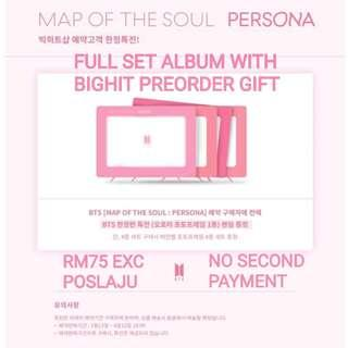 [WTS] BTS MAP OF THE SOUL: PERSONA ALBUM