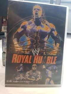 🚚 wwe royal rumble 2003 dvd