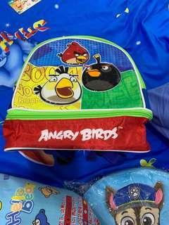 🚚 Angry bird backpack