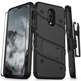 Oneplus 6T Zizo Bolt Ultimate Shock Resistant Case Cover
