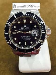🚚 Rolex 16610
