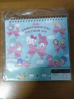 🚚 Hello Kitty 2019 calendar