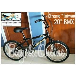 "BMX. 20"". Brand New Bicycles, Xtreme *Taiwan"