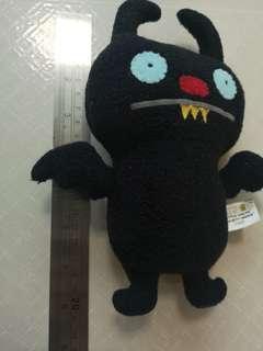 🚚 Ugly dolls - Blackie - Ninja Batty Shogun