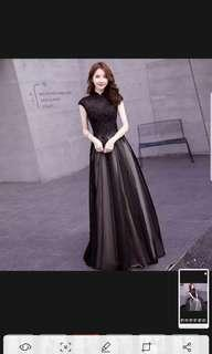 🚚 Chinese collar dress