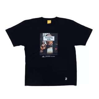 FR2 Smoking Kills Godfather T shirt