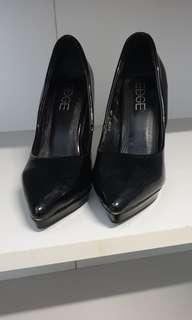 #dressforsucess30 Black heels