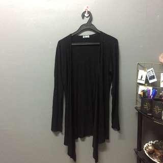(ADULT) Black Cardigan