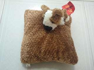 🚚 The Dog - Welsh Congi Pillow Style