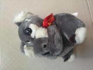 Koala bear combo mum n child
