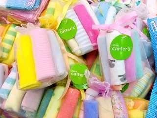 Carter's Baby 8pc Washcloth
