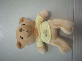 🚚 Forever Friends 'Smile' Beanie Bear