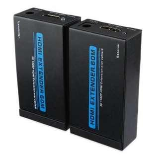 (J136) HDMI-Single CAT-HDMI Extender - 50% one time discount Promo *Limited Time Only