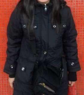 🚚 Black Winter jacket