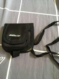 Gameboy Advanced SP Carrier (Black)