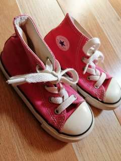 d90894da5f Converse Shoes For kids (authentic)