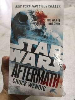 Star Wars Aftermarth by Chuck Wendig