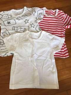 Brand New Baby Tshirts Bundle