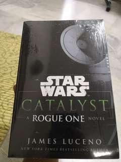 Star Wars Catalyst - A Rogue One Novel by James Luceno