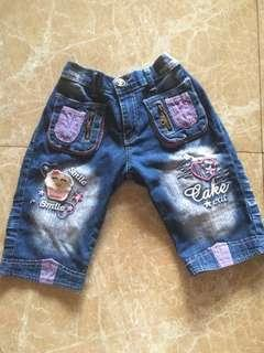 jeans anak icecream