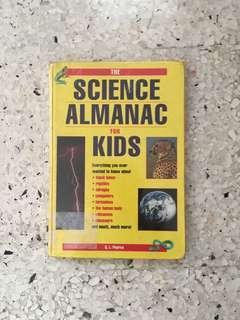 Science Almanac for kids