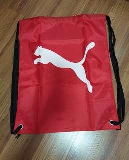 🚚 Puma drawstring / shoe bag
