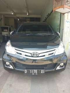 Avanza g manual 2014 dp 20 jt