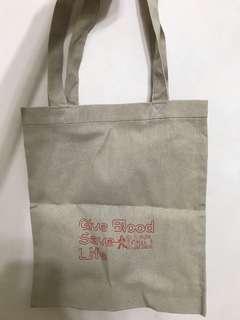 🚚 簡約環保帆布袋