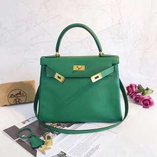 Hermes Kelly 28 Love the Color!